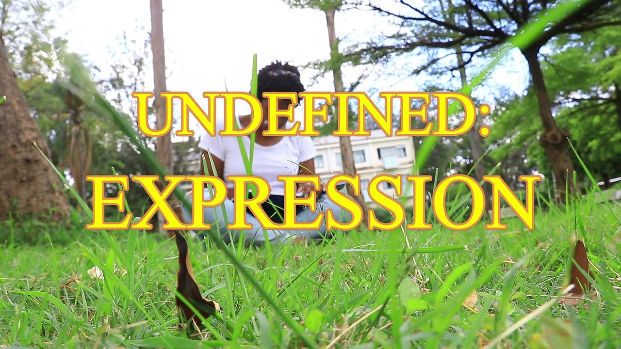Undefined: Expression