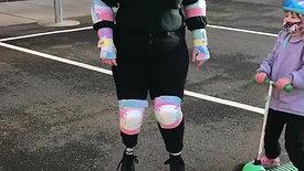 BK Amputee Roller Skating!!