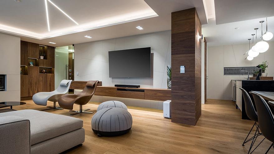 Villa TV - Suto Interior Architects