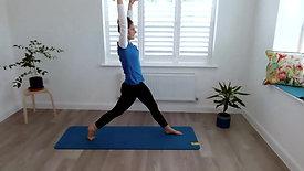15min Morning Yoga