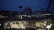 Night Run Presso Citylife Shopping District