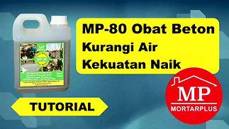 MP-80 Obat Beton WA