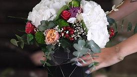 Flowerpac, le vase origami