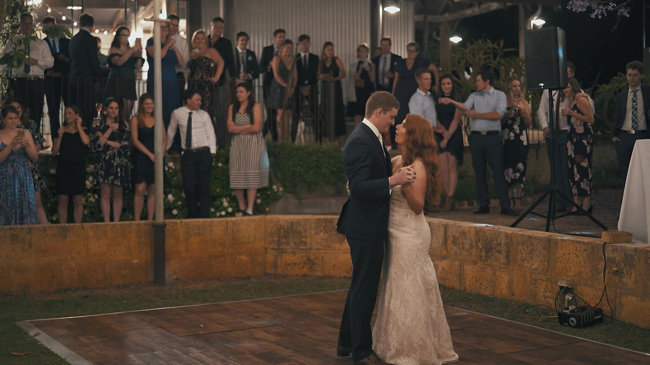 Rebecca & Hayden's Highlight Wedding Film