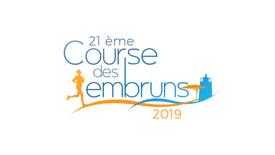 21 ème Course des Embruns + logo
