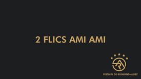 2 Flics Ami Ami 1977