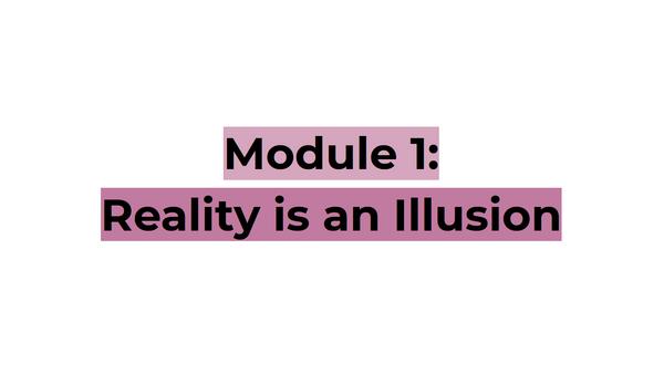 Module 1 Video