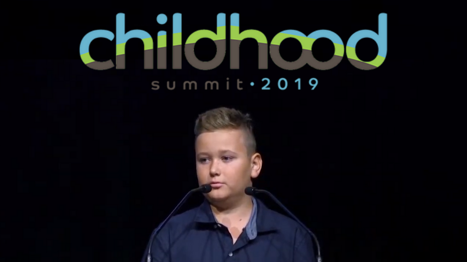 2019 Child's Voice Applications