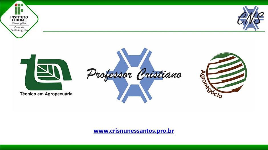 Vídeos Professor Cristiano