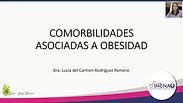 Comorbilidades Asociadas a Obesidad 1