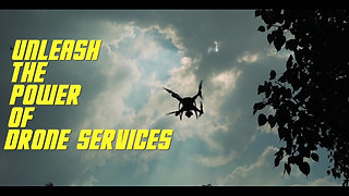 drone shoot showreel