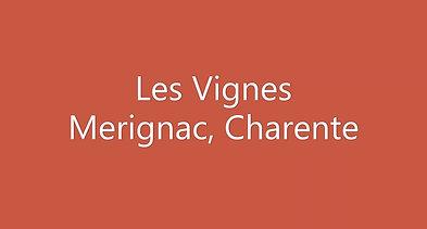 Les Vignes, Merignac, Charente