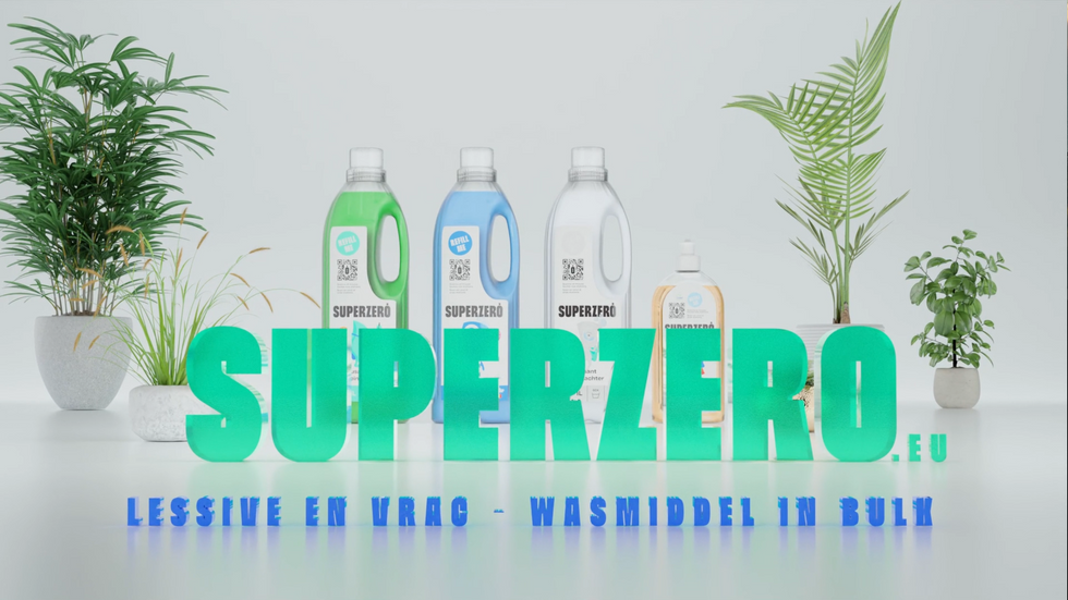 Super Zero Packshot 3D