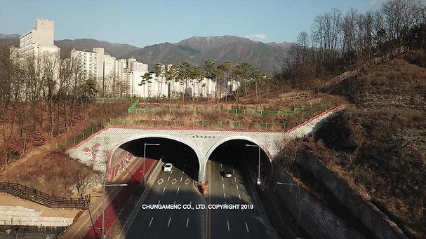 C_강원혁신도시 생태터널 - HD 720p