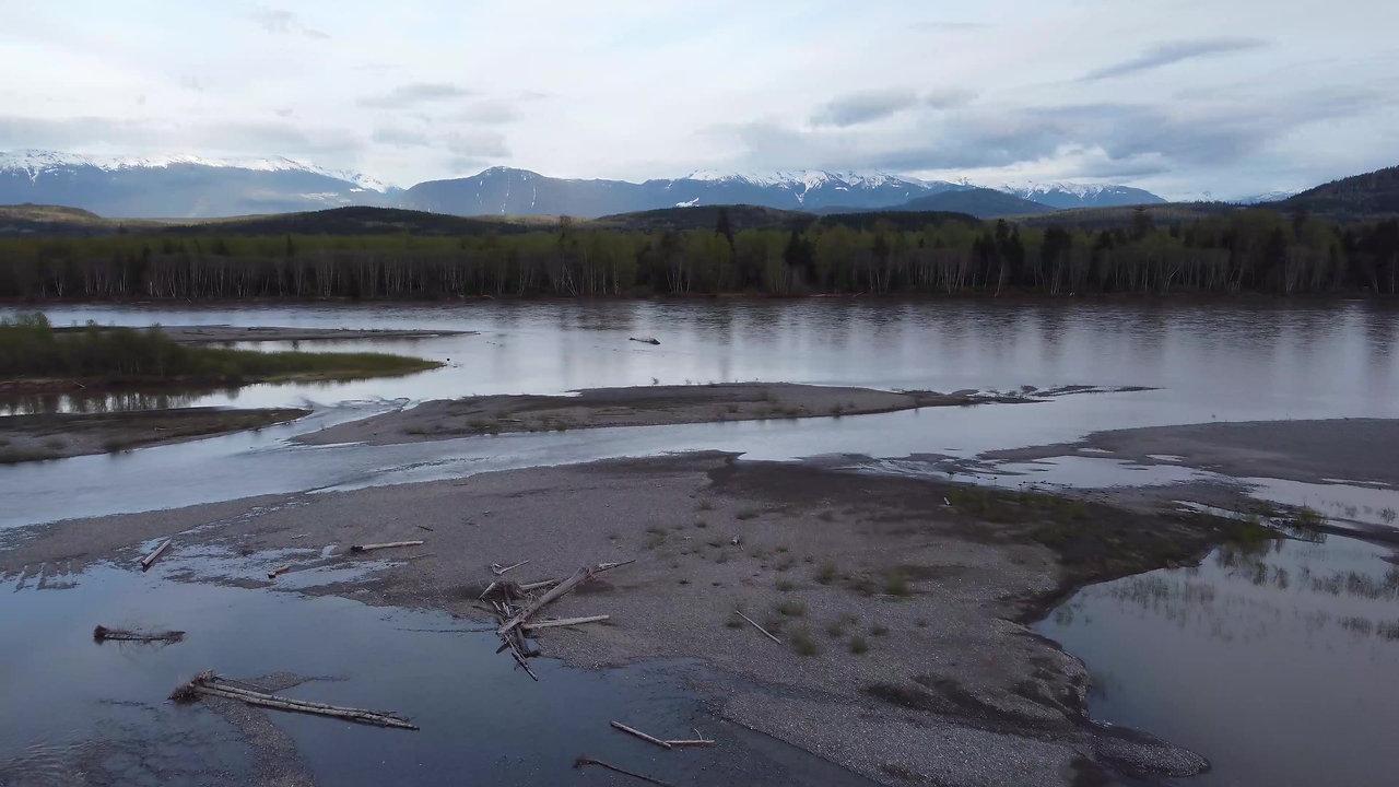 Skeena River landscapes