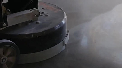 800 Grit Polishing
