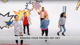 Can't Stop Won't Stop Elementary Worship