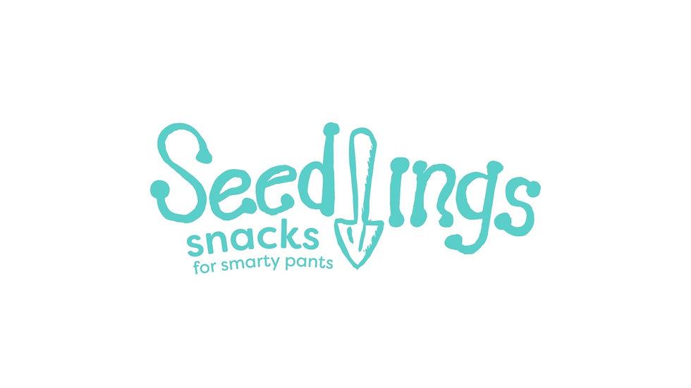 Seedlings Snacks for Smartypants