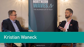Northern Waves TV 2019 - Interview with Kristian Waneck | DR
