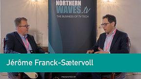 Northern Waves TV 2019 - Interview with Jérôme Franck-Sætervoll | RiksTV
