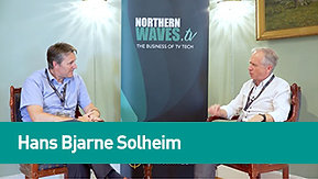 Northern Waves TV - A Norigin Media Initiative: Speaker Insight - Hans Bjarne Solheim