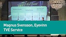 Magnus Svensson, Eyevinn - TVE Service