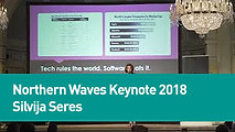 Northern Waves Keynote 2018 - Silvija Seres