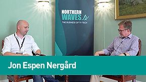Northern Waves TV - A Norigin Media Initiative: Speaker Insight - Jon Espen Nergård