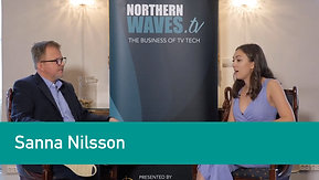 Northern Waves TV 2019 - Interview with Sanna Nilsson | SF Studios