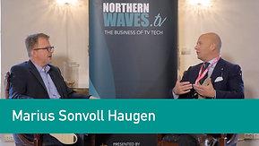Northern Waves TV 2019 - Interview with Marius Sonvoll Haugen | Telia
