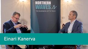 Northern Waves TV 2019 - Interview with Einari Kanerva | Elisa Finland