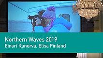 Einari Kanerva, Elisa Finland - Launching Nordic TV in China | Northern Waves TV 2019