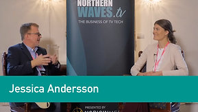 Northern Waves TV 2019 - Interview with Jessica Andersson | Com Hem