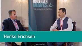 Northern Waves TV 2019 - Interview with Henke Erichsen | Canal Digital