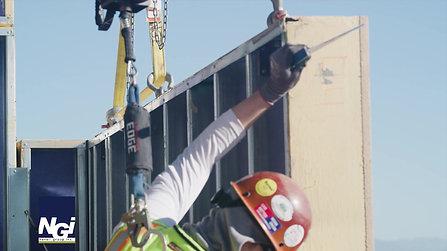 Sto Panel Installation