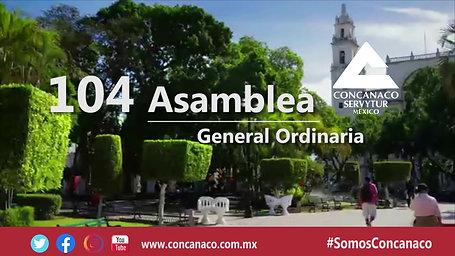 104 Asamblea General