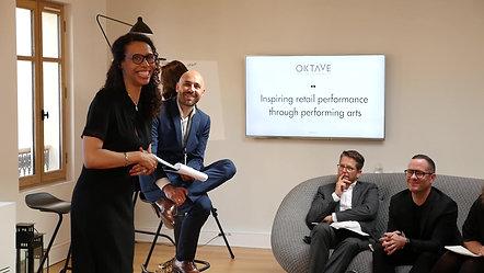 Inspiring retail performance through performing arts