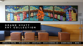 Art Collection at the Grand Hyatt SF