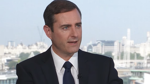 Intercontinental Hotels Group CEO Keith Barr