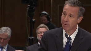 Marriott International CEO Arne Sorenson testify before Senate Homeland Security and Governmental Affairs subcommittee