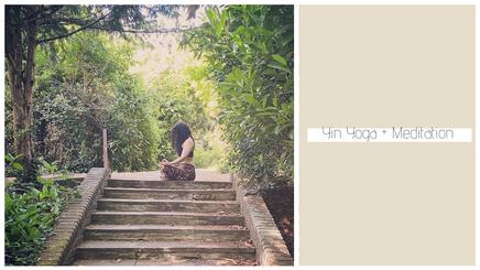 06122020 - Yin & Meditation (75 minutes) - Grow Self Love & Compassion