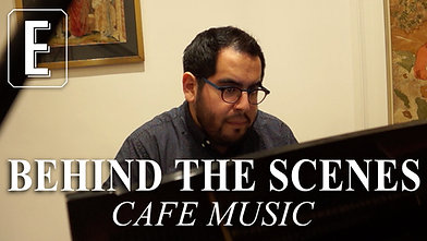 Behind the Scenes: Café Music