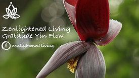 Gratitude Yin Practice