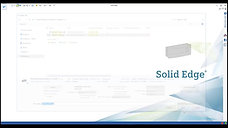 Scalable, Searchable Data Management in Solid Edge