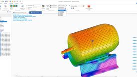 Simulation Video Solid Edge 2020 IT