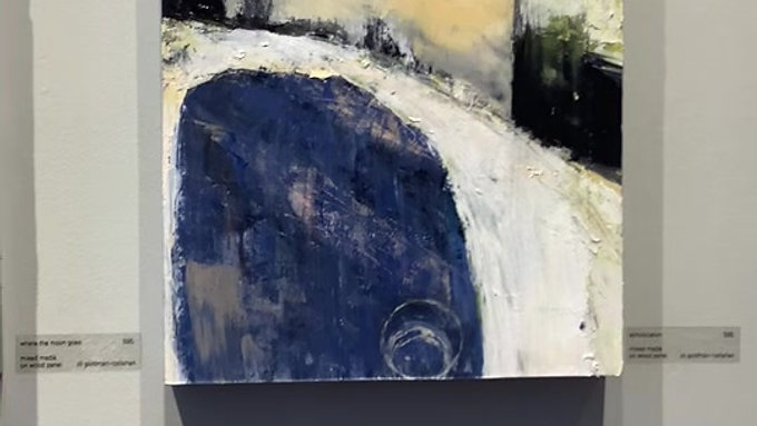 Jill Goldman-Callahan's Abstract Works