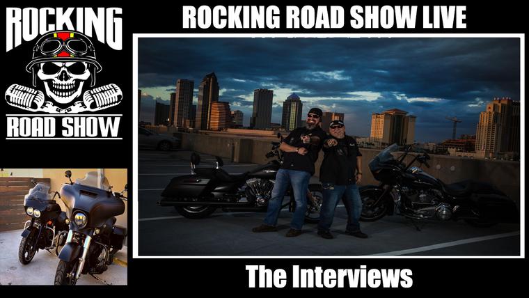 Rocking Road Show Interviews