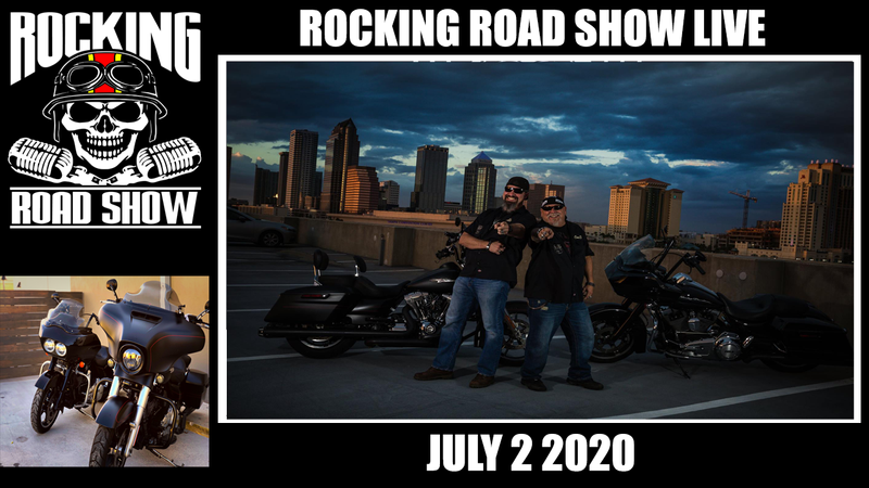 Rocking Road Show Live: The Pandemic and Billboards!