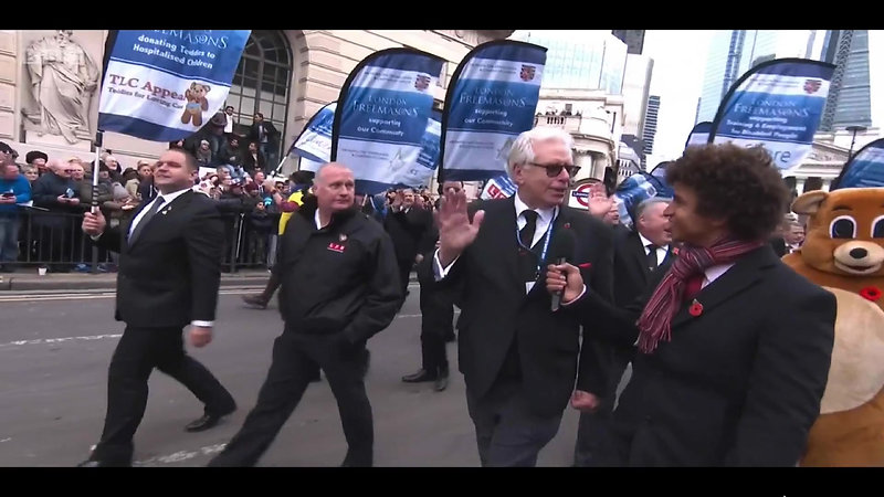 Lord Mayors Show 2019 BBC TV