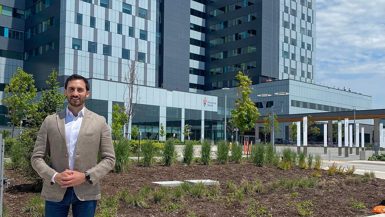 Statement on the Opening of the Cortellucci Vaughan Hospital -  Stephen Lecce, MPP for King-Vaughan